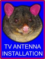 Tv Antenna Installation - PinkTronix - Governemnt Endorsed Antenna Installer