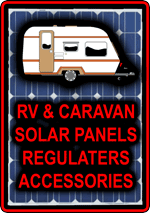 solar panels regulators