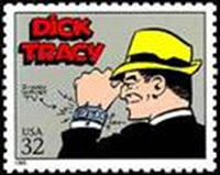 Dick Tracey.