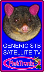 Generic STB Satellite TV - PinkTronix