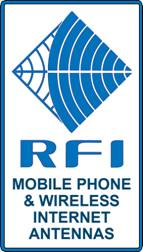 RFI Antennas to Improve Mobile Phone and Wireless Internet Reception