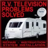 RV Television Problems Solved